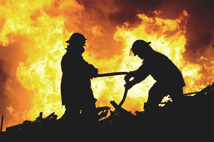 Brandschutzversicherung